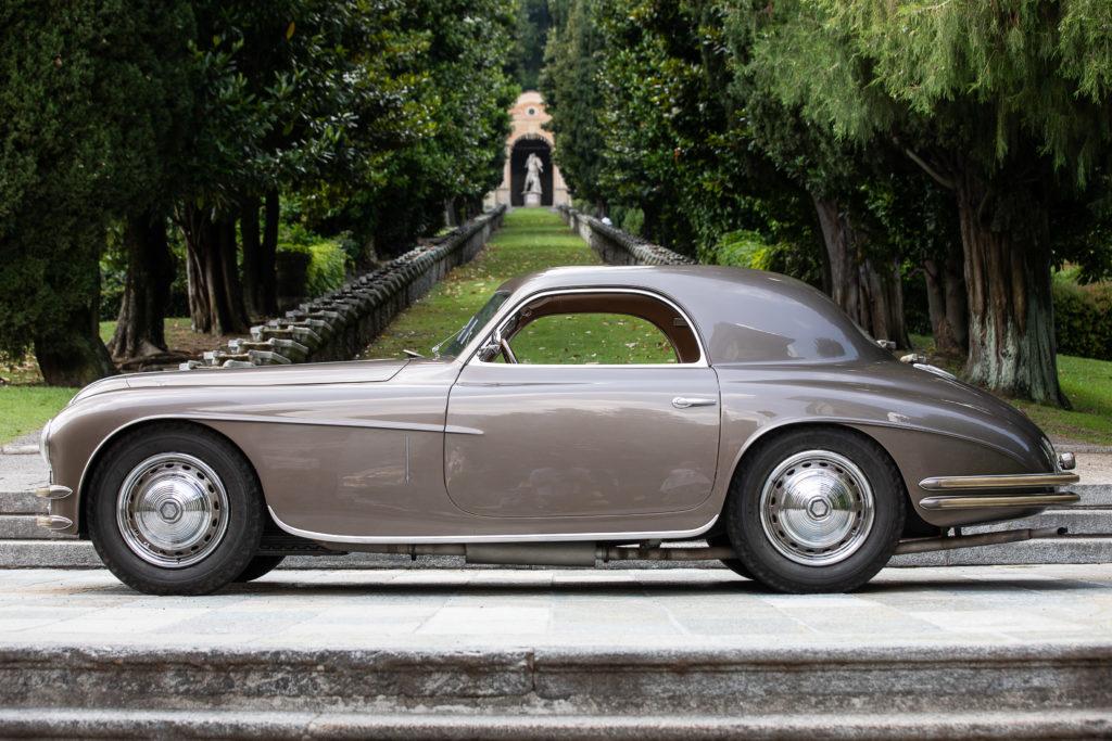 Villa d'Este Style 2020 Alfa Romeo 6C 2500 SS Coupé Villa d'Este