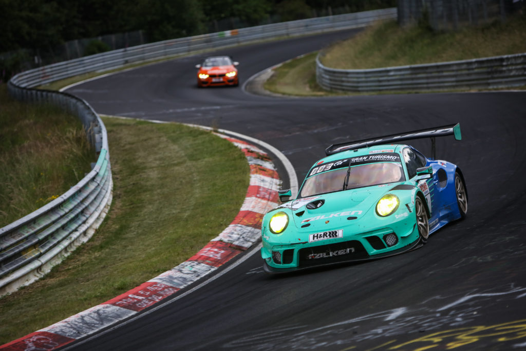 Falken Motorsport NLS Nurburgring Porsche