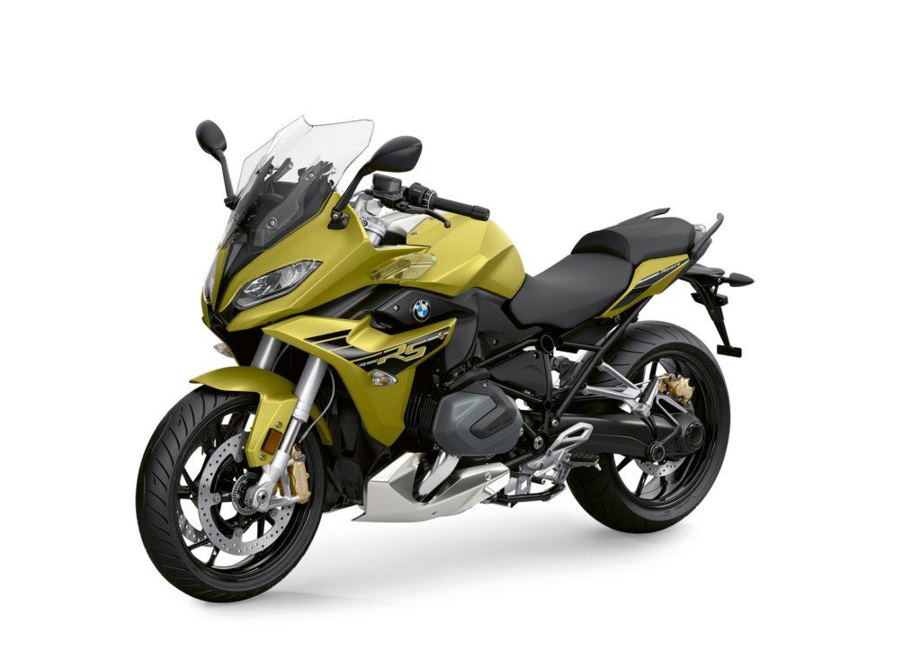 BMW Motorrad presenta i modelli 2021: R 1250 R e RS, K 1600, S 1000 R e XR, F 900 R e F 900 XR, R 18
