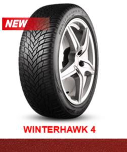 Firestone Winterhawk 4 gomme invernali pneumatici