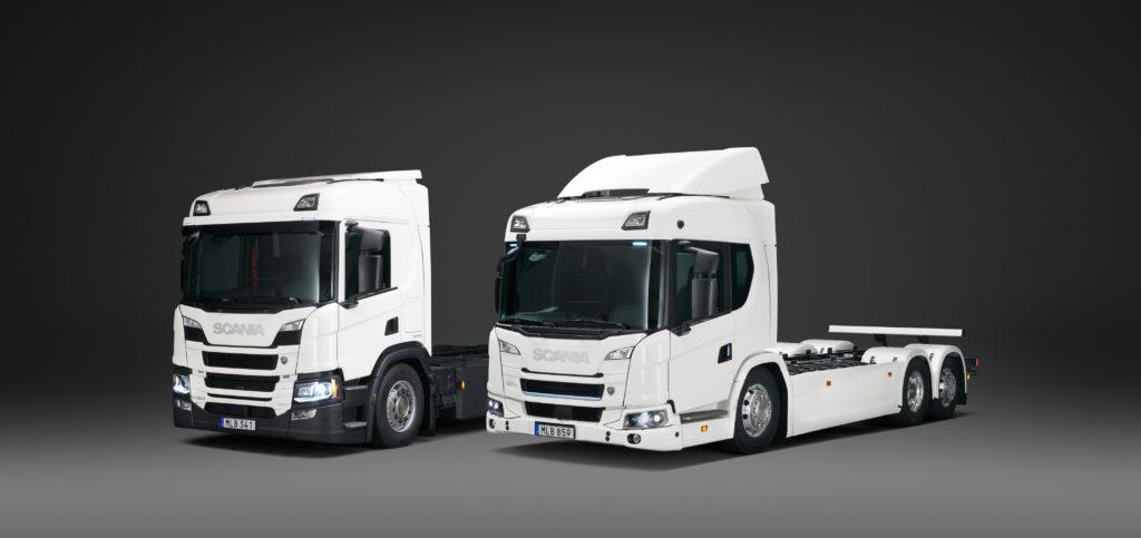 camion elettrici Scania gamma sul mercato autonomia quanti chilometri