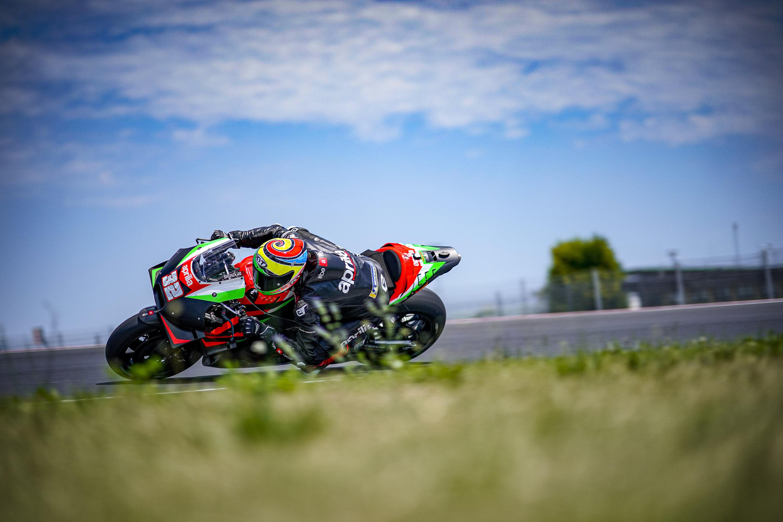 Lorenzo Savadori in MotoGP