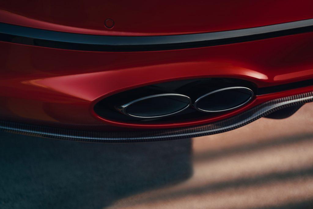 Bentley Flying Spur V8 Pirelli P Zero All Season pneumatici 4 stagioni