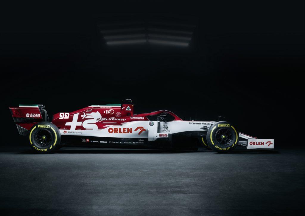 Kimi Räikkönen Antonio Giovinazzi Alfa Romeo Racing 2021 formula 1
