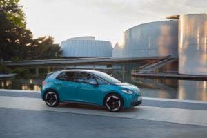Euro NCAP Cinque stelle Volkswagen ID.3 sicurezza test