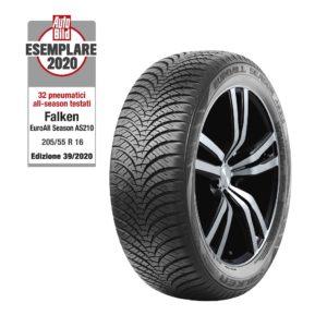 pneumatici Falken test opinioni recensioni EuroWinter HS01 AS210