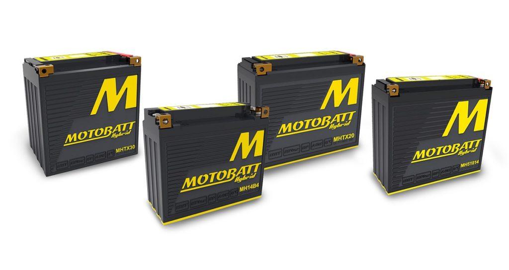 batteria ibrida Motobatt batterie Hybrid prima moto