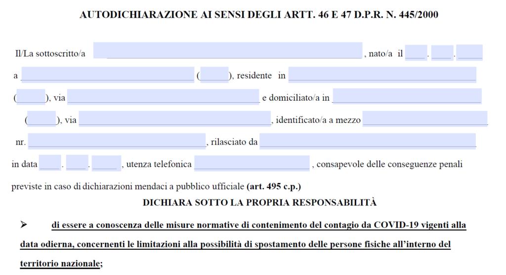autocertificazione-ottobre-2020-pdf-campania-lazio-lombardia