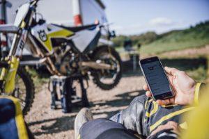 myHusqvarna app smartphone prestazioni personalizzazione Husqvarna