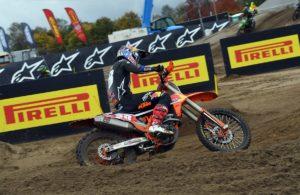 Pirelli Scorpion senza rivali in Belgio nel gran premio Motocross di Lommel