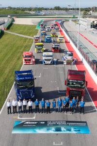 Grand Prix Truck pista 15 novembre biglietti Misano World Circuit