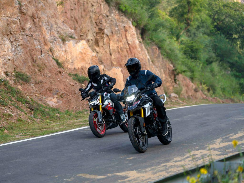 BMW Motorrad presenta la nuova BMW G 310 R
