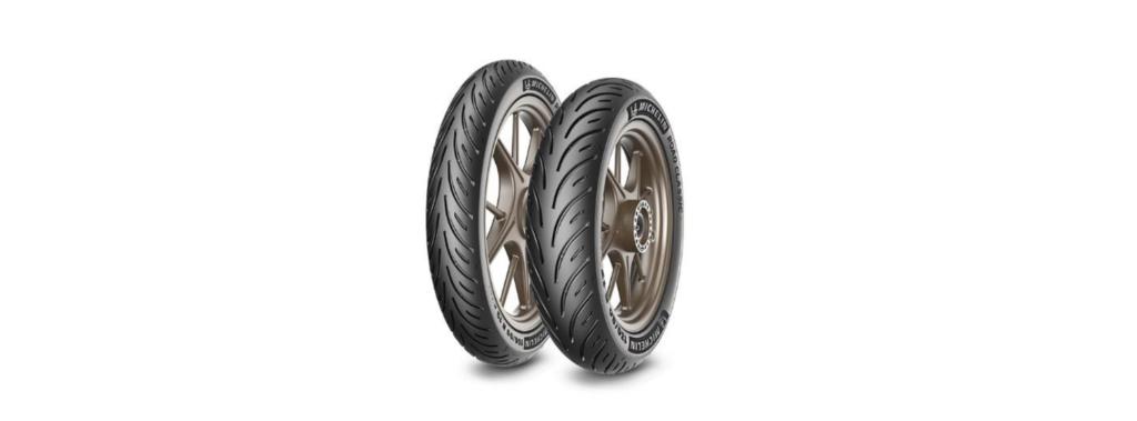 Road Classic Michelin pneumatici moto storiche misure pilot activ gomme