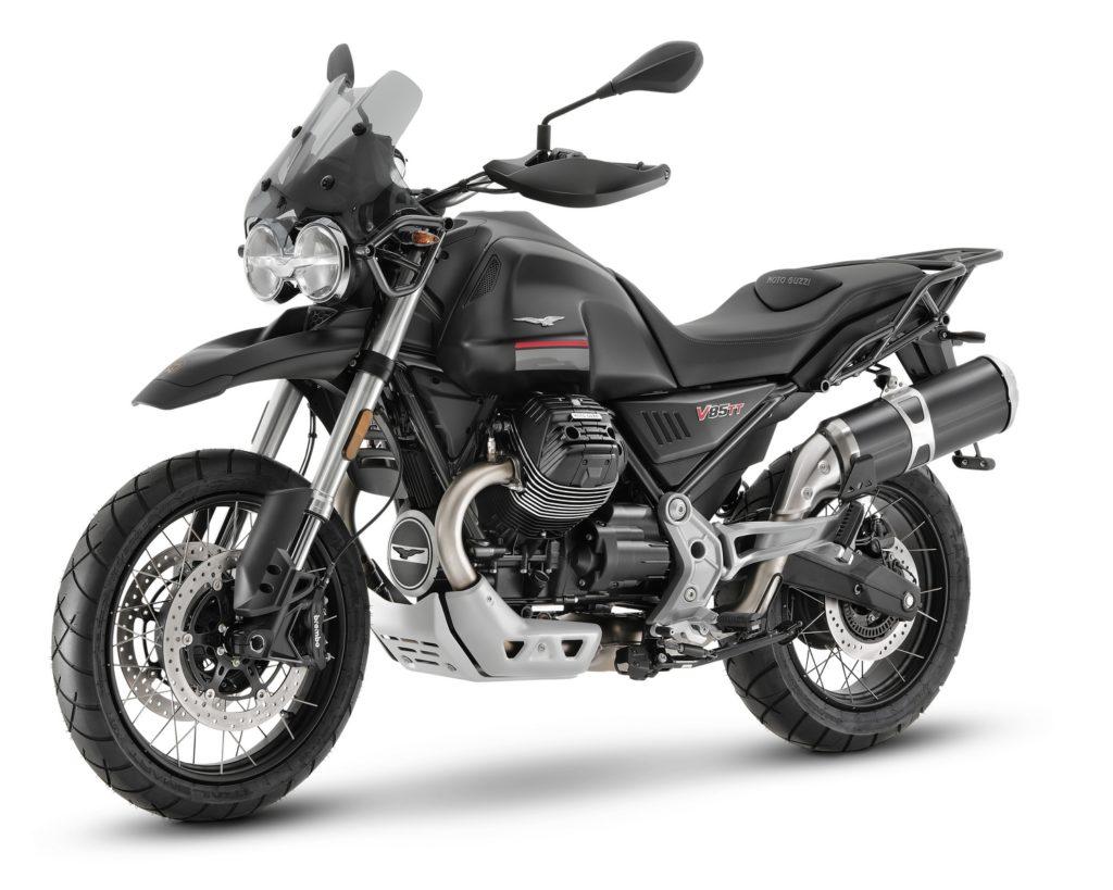 Moto Guzzi V85 2021 motore euro 5 cerchi pneumatici tubeless