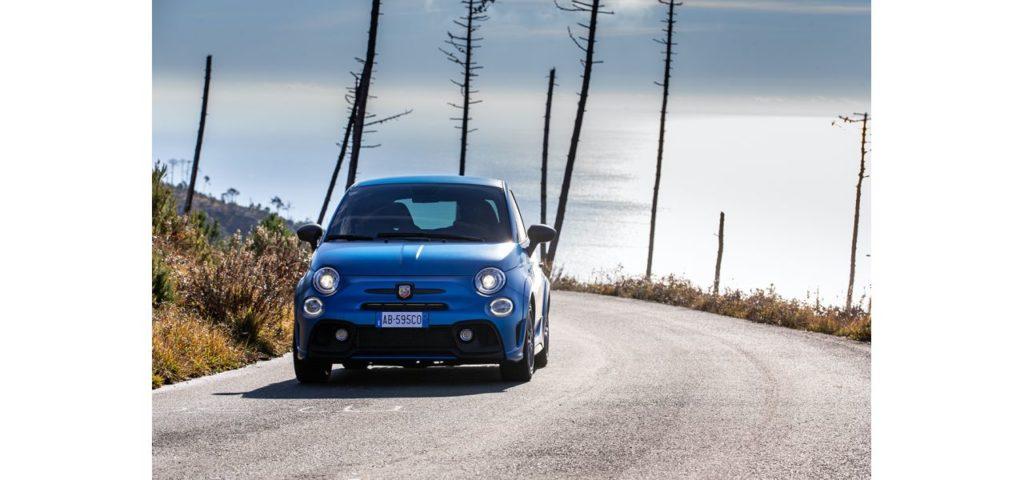 nuova gamma Abarth 595 Turismo Competizione Esseesse