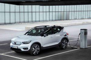 Göteborg Green City Zone Volvo Cars città a impatto zero sul clima