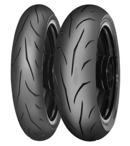 Sport Force + EV Mitas pneumatici gomme moto Sport Force + RS