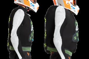 Helite Off Road Dakar motociclisti piloti quad Dakar 2021 sistema airbag