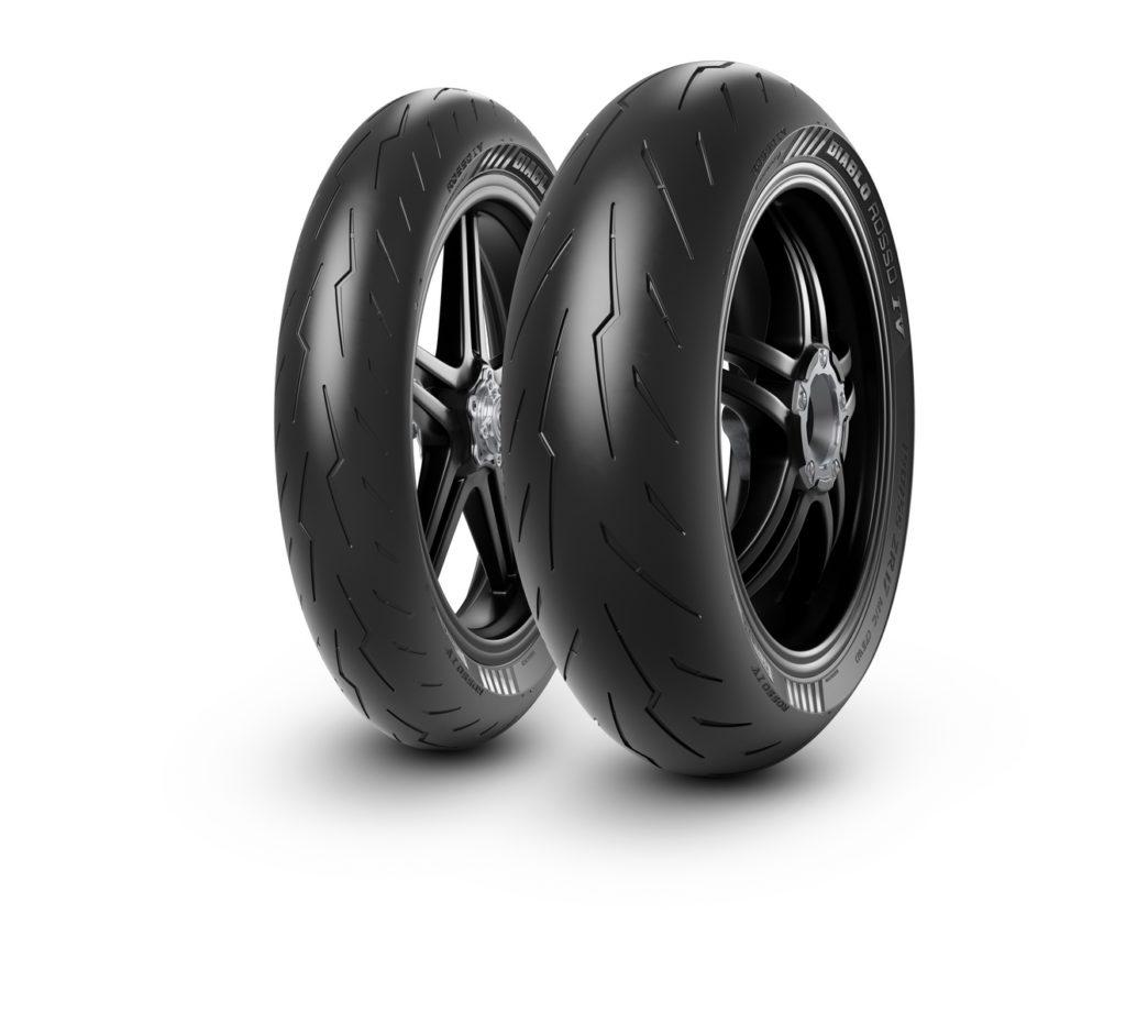 Diablo Rosso IV 4 nuovo pneumatico supersportivo gomme Pirelli mescola
