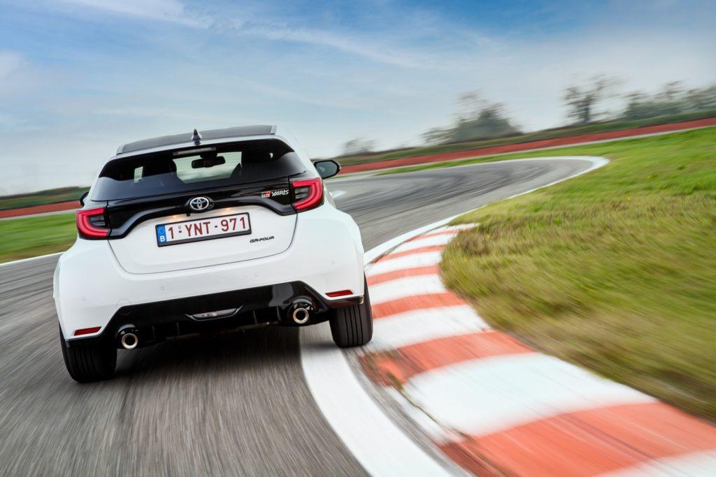 Toyota annuncia la GR Yaris Rally Cup: il primo campionato monomarca italiano dedicato alla GR Yaris calendario