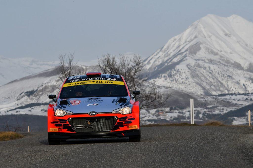Thierry Neuville Martijn Wydaeghe Rally il Ciocco Campionato Italiano