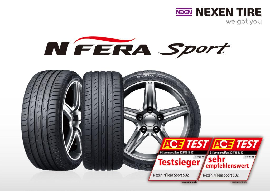 recensioni-nexen-nfera-sport-test-pneumatici-estivi-2021-ace-lenkrad