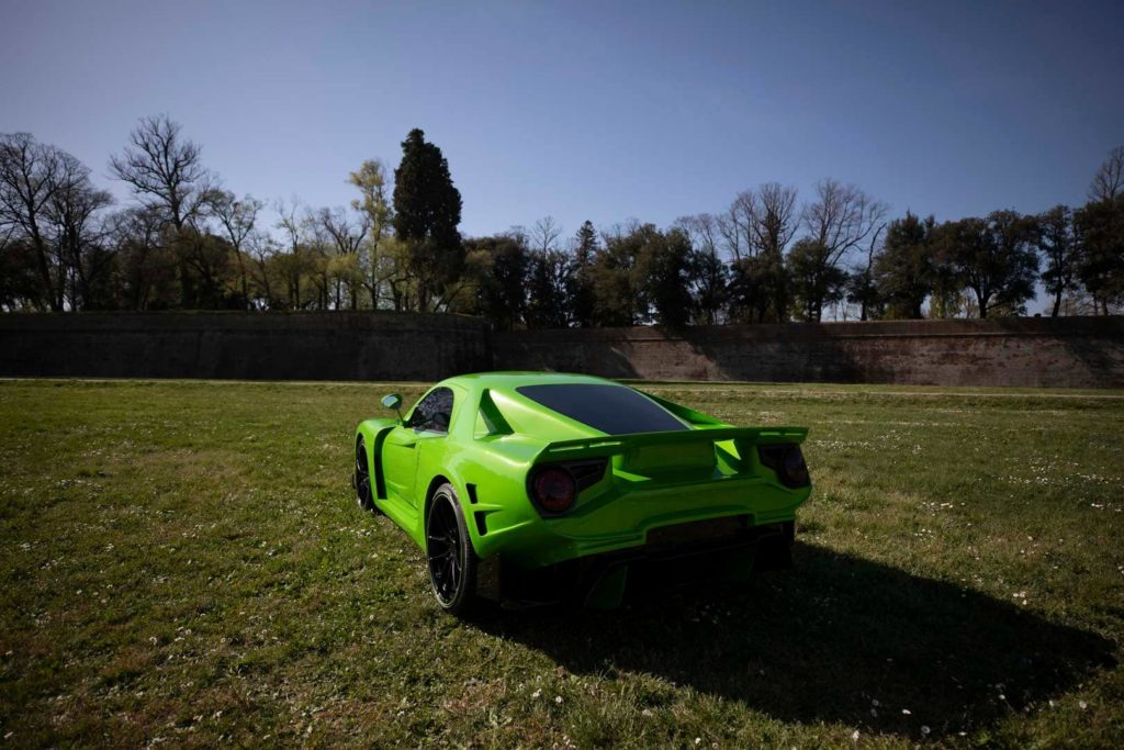 Anomalya auto supercar officina meccanica lucca Sly Garage Factory