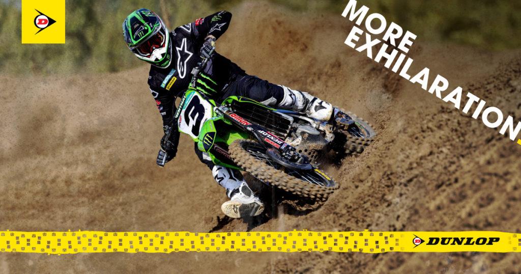 Dunlop moto pneumatici gomme Just Ride rivela la nuova brand attitude caratteristiche prestazioni valori marchio come vanno