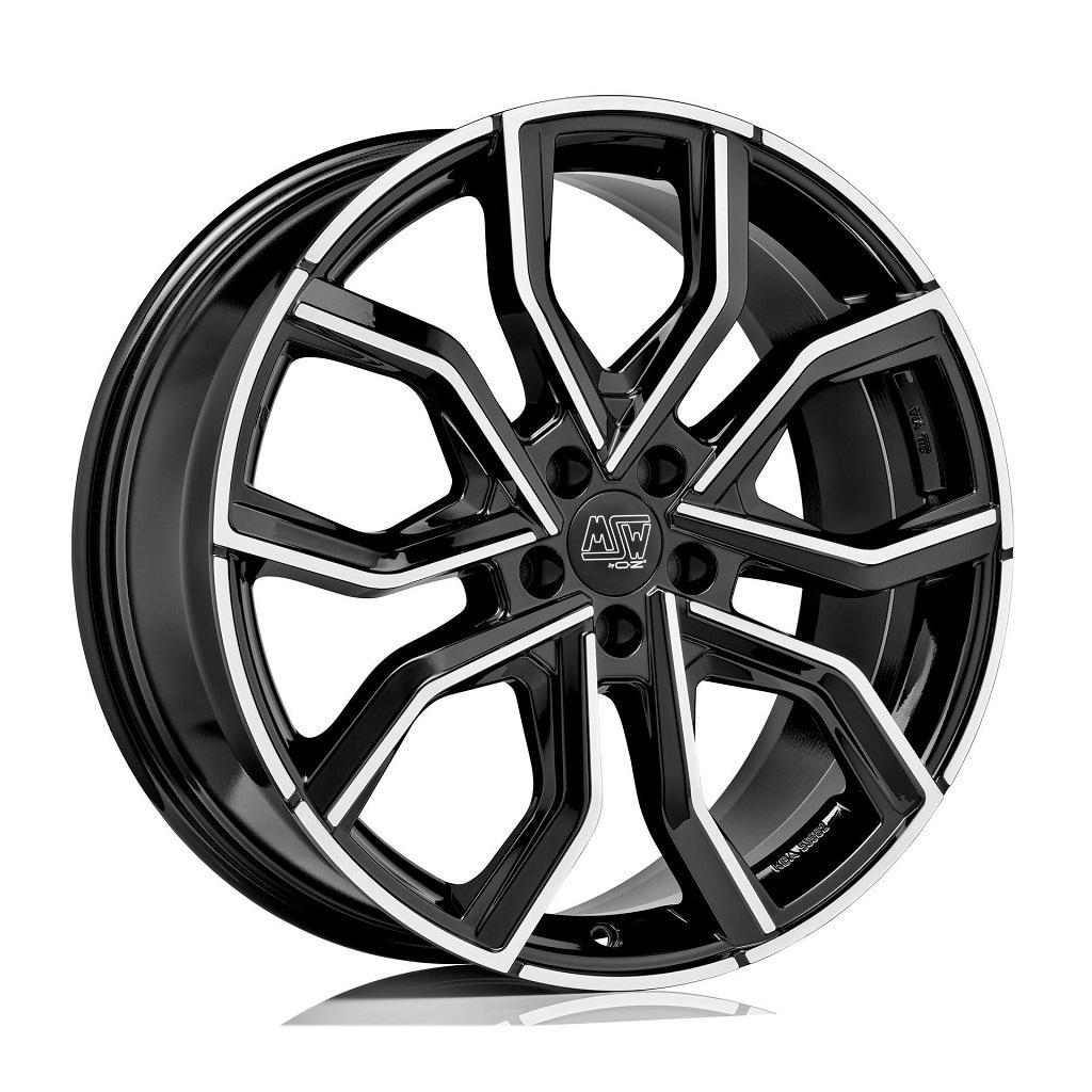 MSW 41 cerchi SUV e Crossover OZ ruote 19 20 21 pollici cambio gomme cerchio lega ruota finiture omologazione nad BMW serie X, Audi serie Q, Land Rover