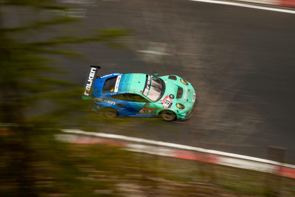 24 ore Nürburgring 2021 Falken Porsche 911 GT3 R