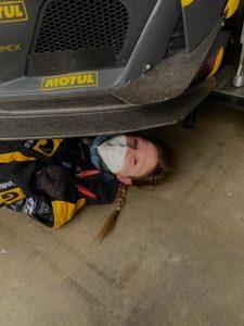 team sole donne Giti Tire Motorsport WS Racing 2021 24 ore Nürburgring