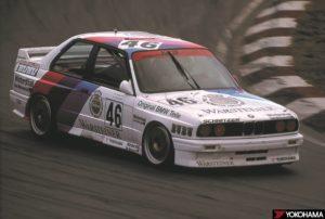 Advan Sport V107 Yokohama primo equipaggiamento BMW M3 M4 Coupé