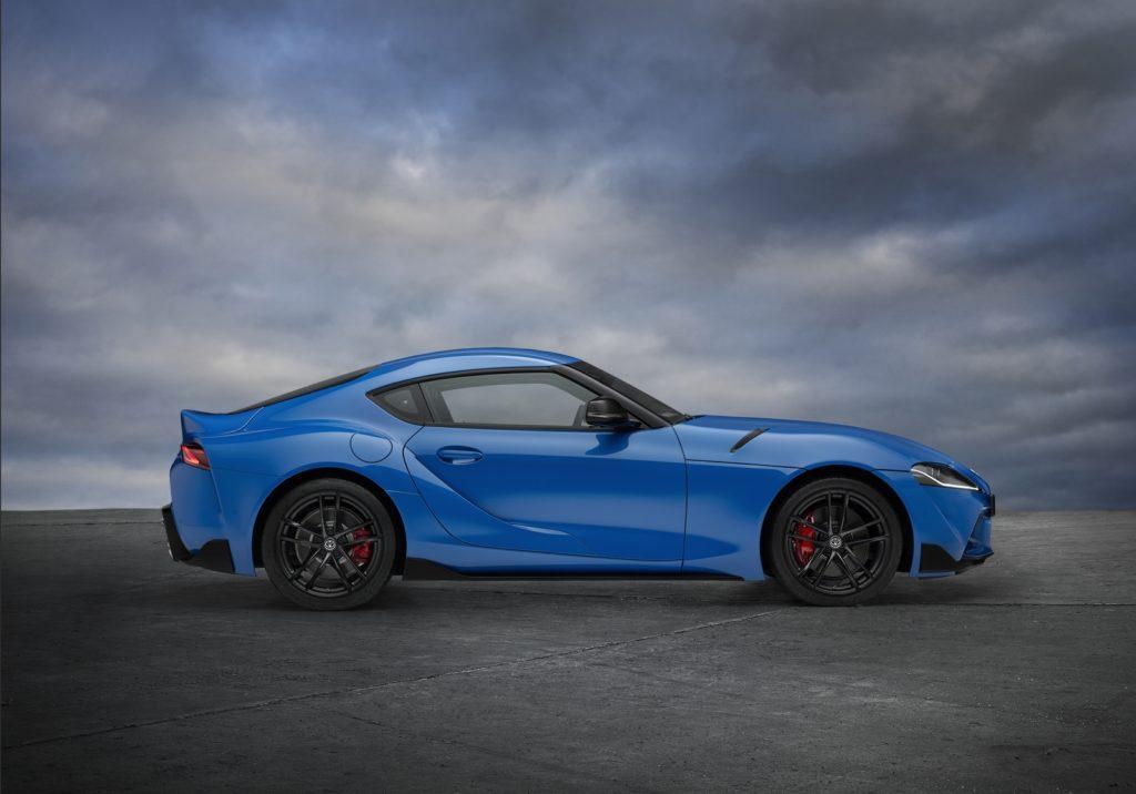 Toyota amplia la gamma della GR Supra con una esclusiva nuova edizione, nasce la Jarama Racetrack Limited Edition