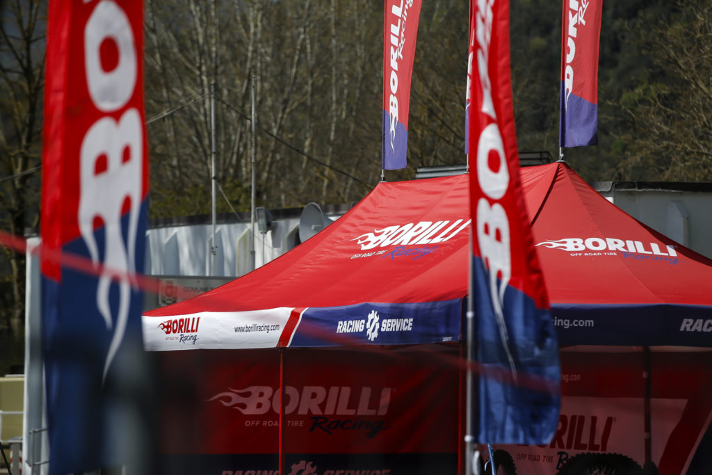 Assoluti d'Italia Enduro Piediluco gomme Borilli Racing pneumatici