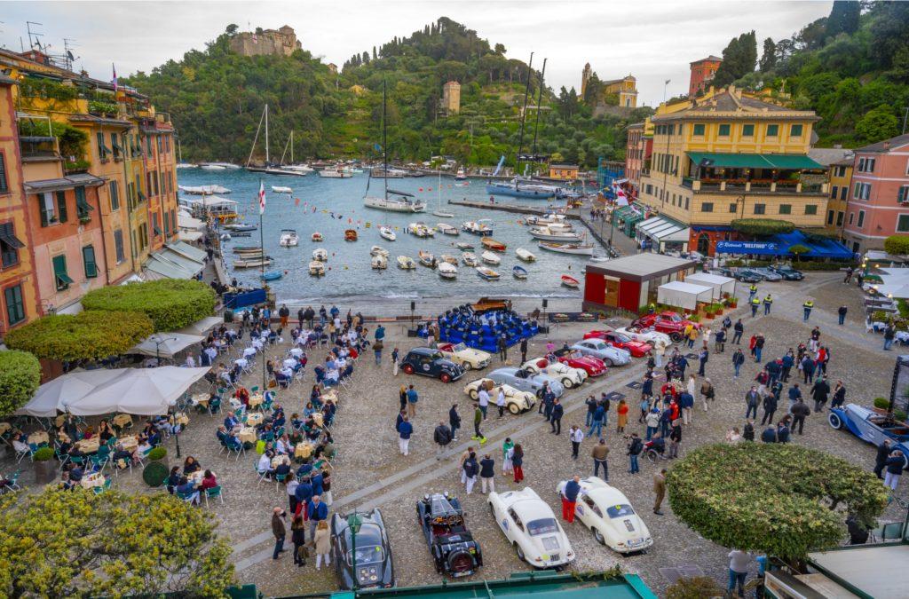 XII Rievocazione storica Coppa Milano-Sanremo 2021 Passanante Moretti