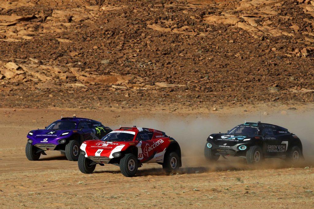 Extreme E: gomme continental pneumatici date in gioco punti importanti già dalla fase di qualificazione seconda tappa senegal campionato off-road