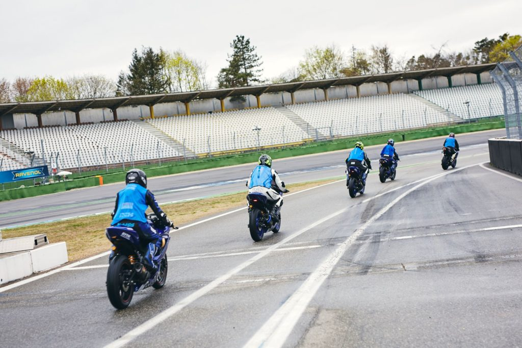 Yamaha Supersport Pro Tour 2021 calendario track day pista moto