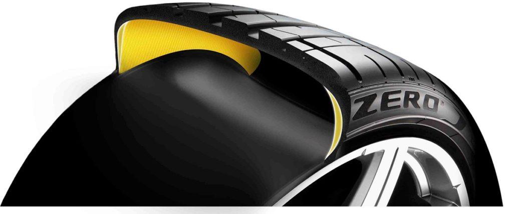 Run Flat, una tecnologia che Pirelli innova da 20 anni cosa è come funziona quanti chilometri km rally runflat gomme pneumatici