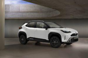 Toyota Yaris Cross pneumatici Goodyear EfficientGrip Performance 2