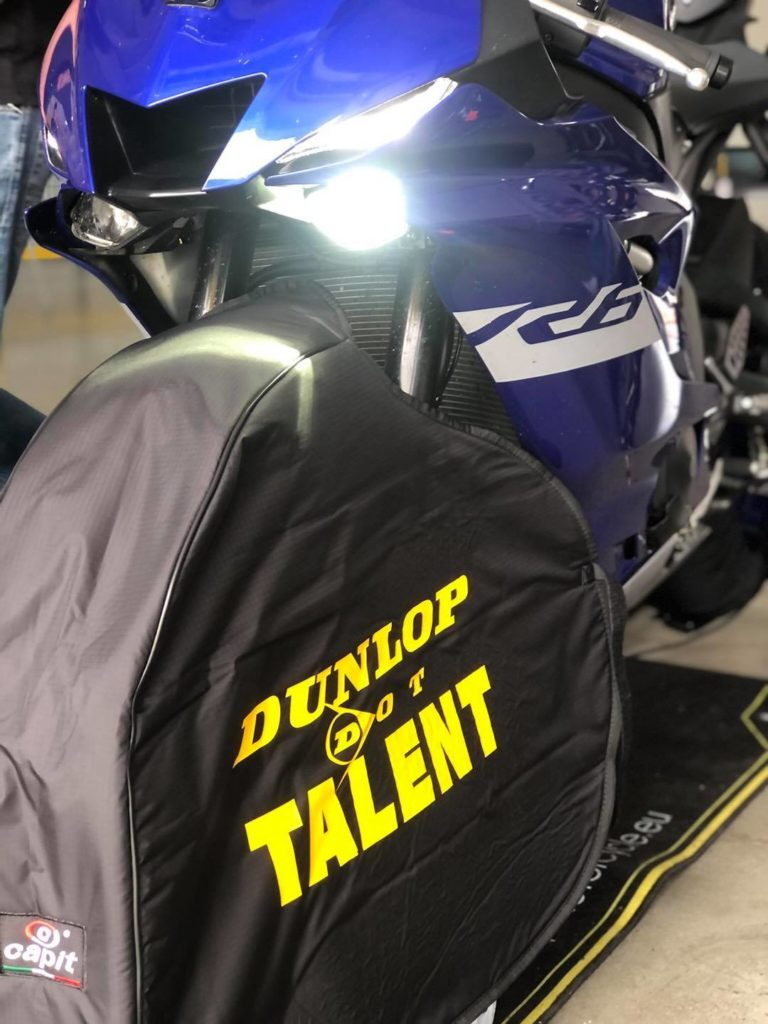 test DOT Dunlop gomme moto Red Live D 212 anno di produzione