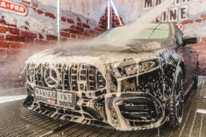 Maniac Line MA-Fra linea alte prestazioni cura dell'auto pulizia lavaggio