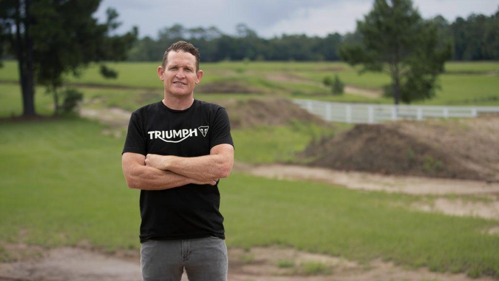 Triumph entra nel mondo del motocross e dell'enduro motorcycles moto Iván Cervantes Ricky Carmichael Nick Bloor campionati