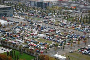 VW Bus Festival 2022 Hannover fiera 15 17 luglio Bulli