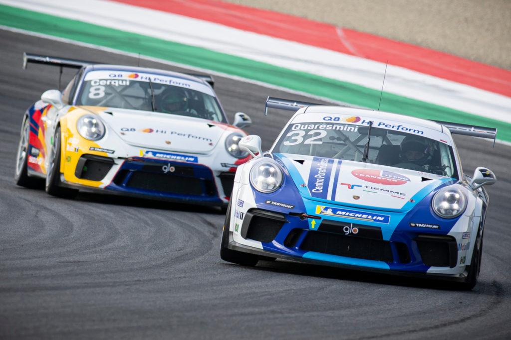 Porsche Carrera Cup Italia Imola 2021 venerdì 23 domenica 25 luglio