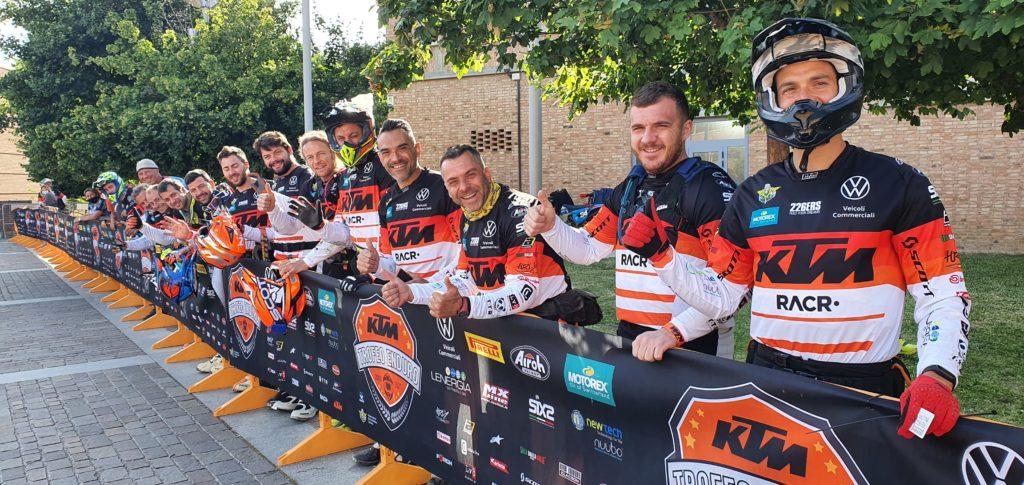 Trofeo Enduro KTM: l'autunno caldo di Casina