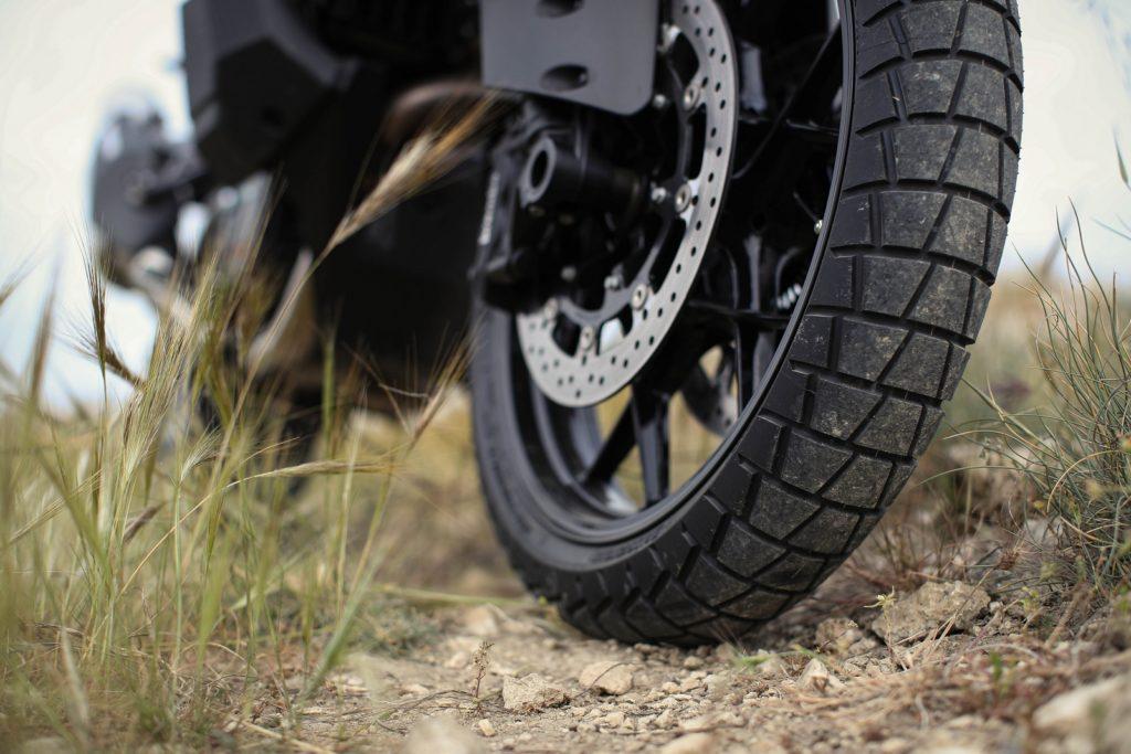 Adventure Trail AT41 Bridgestone Battlax gomme pneumatici