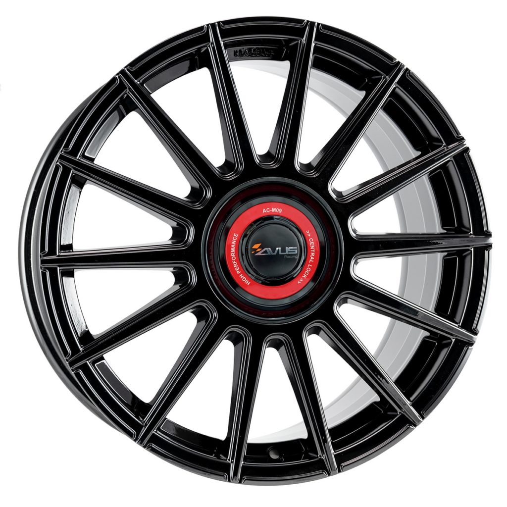 Avus Racing presenta i cerchi AC-M09