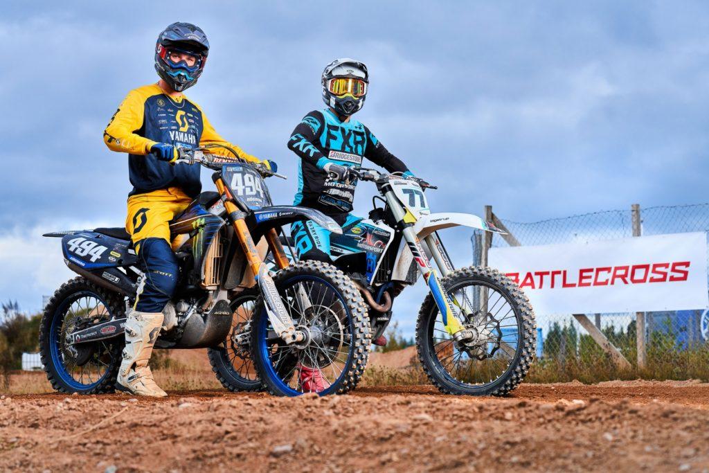 Battlecross X31 pneumatico motocross gomme pneumatici Bridgestone