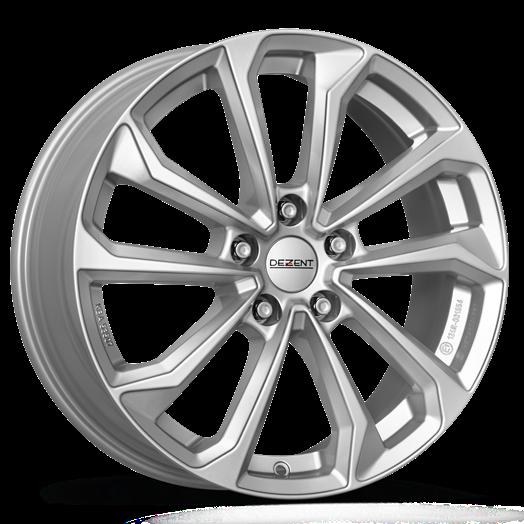 Dezent KS Alcar ruota ruote cerchi cerchio auto coreane kia Hyundai