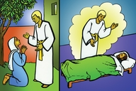 Picture 12: A Saviour Promised ▪ Picture 13: The Birth of Jesus ▪ Picture 14: Jesus the Teacher ▪ Song